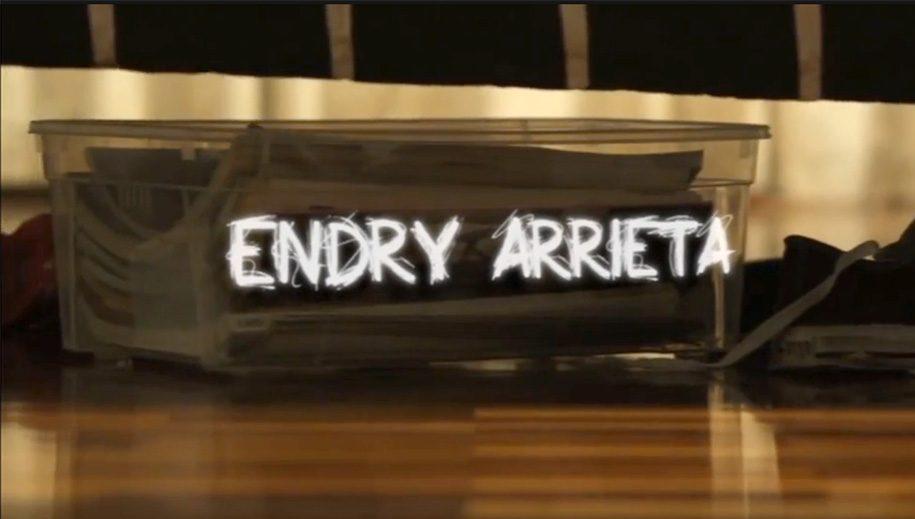 Endry Arrieta - Que te Olvide