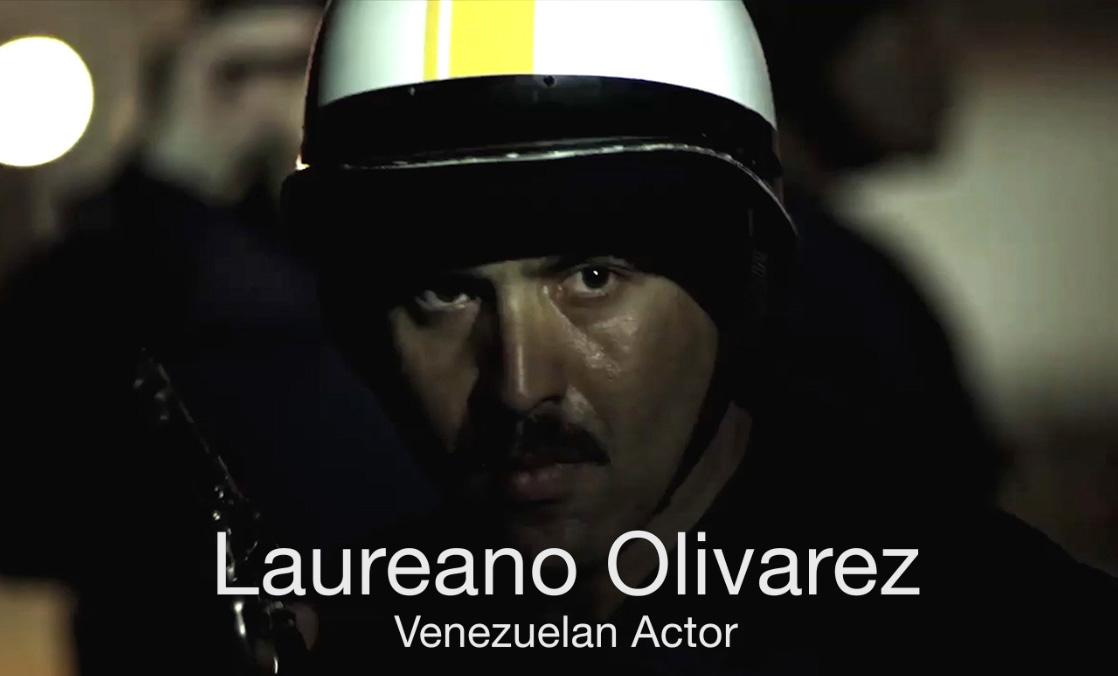 Actor: Laureano Olivarez